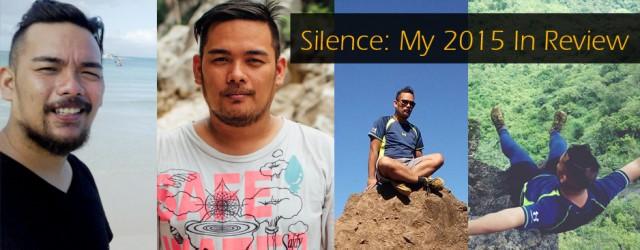 silence 2015 year ender