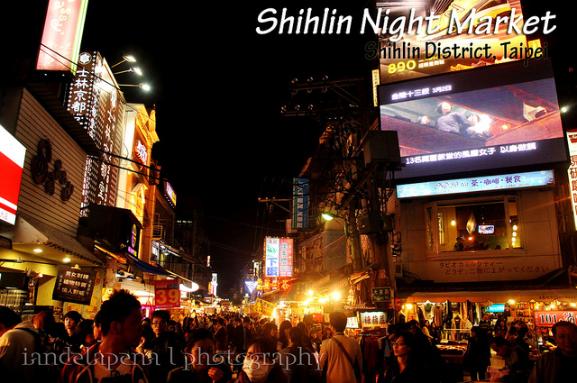Shilin Night Maket