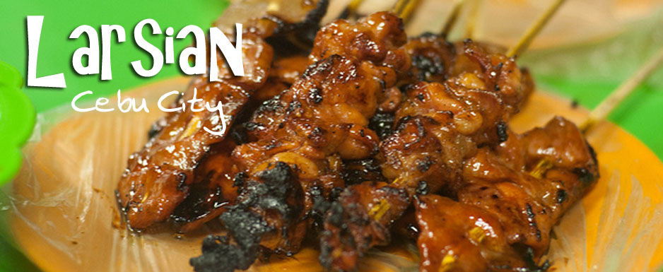 Where To Eat In Cebu: Larsian